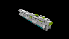 1:32 L.M.S. Explorer HD render 1