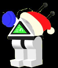 Le Vee Christmas 2014 Avatar