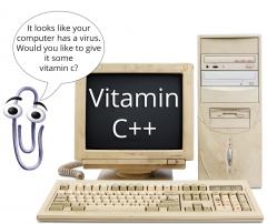Vitamin C++