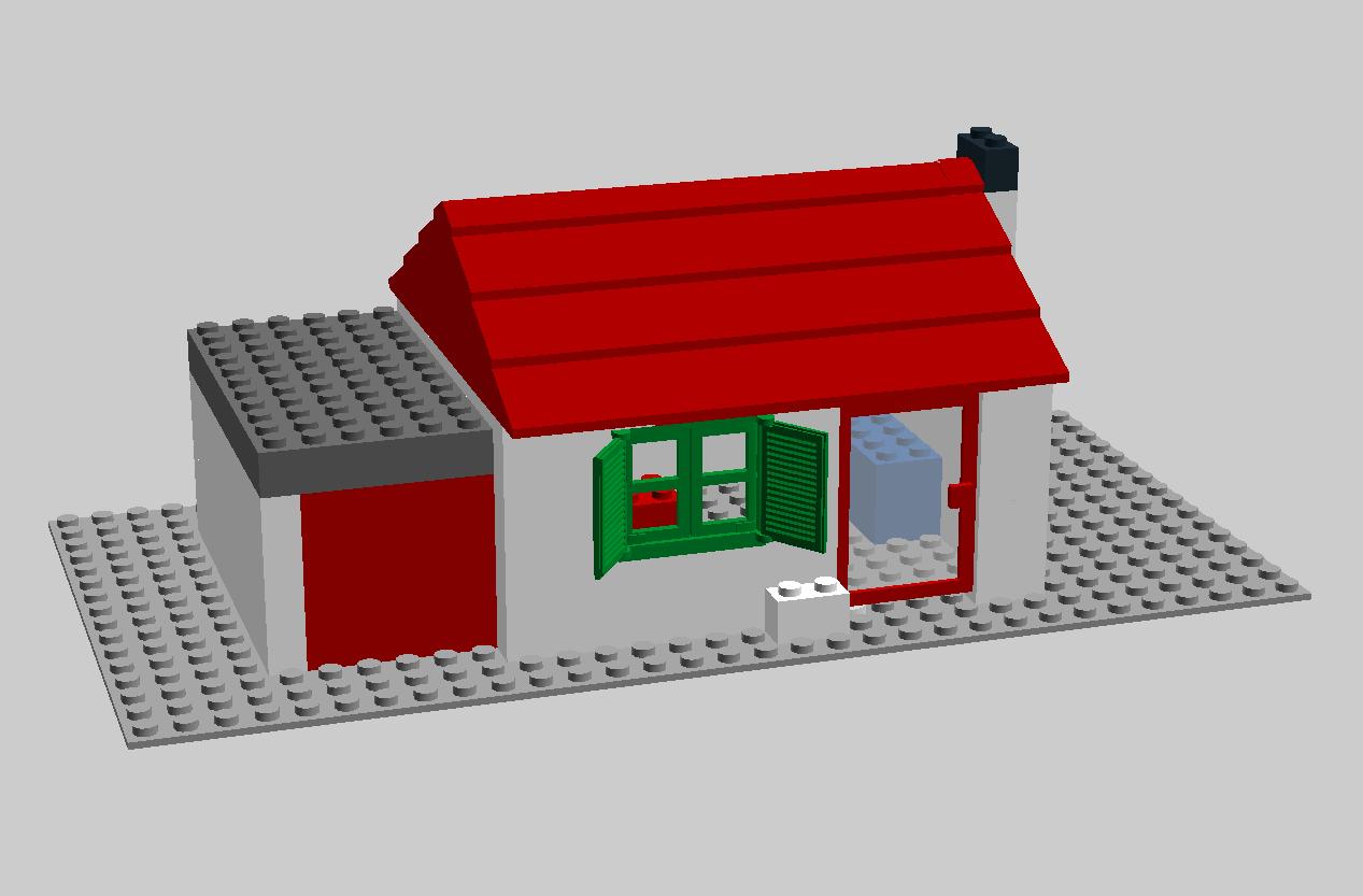 LEGO Island 2 buildings