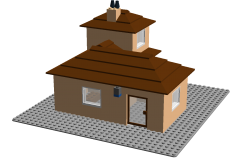 Snap's, Rhoda's And Red's House [LI2]1