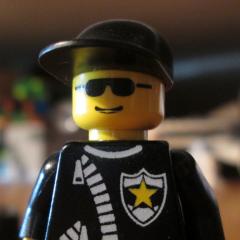 Captain D. Rom
