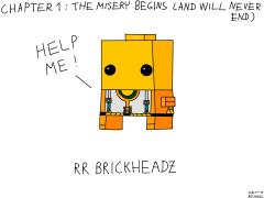 Rock Raider Brickheadz