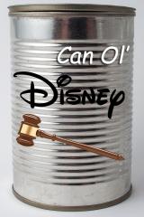Can ol' Disney Lawyers