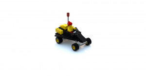Island Xtreme Stunts Res-Q Buggy LDD Model