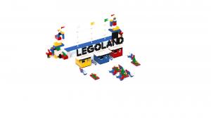 LEGOLAND Legoland Park Entrance LDD Model