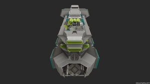L.M.S. Explorer studio 2.0 render 5