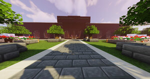 Build Wars Arena Entrance